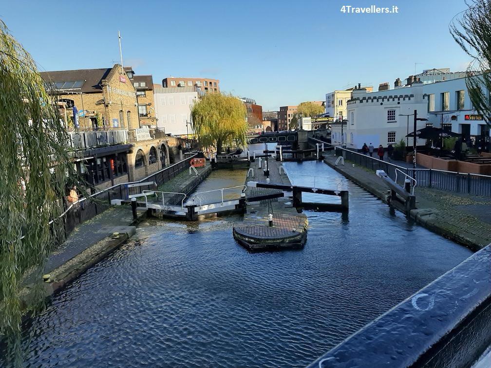 3 Days in London - Camden Lock