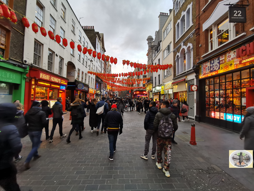 3 Days in London - China Town