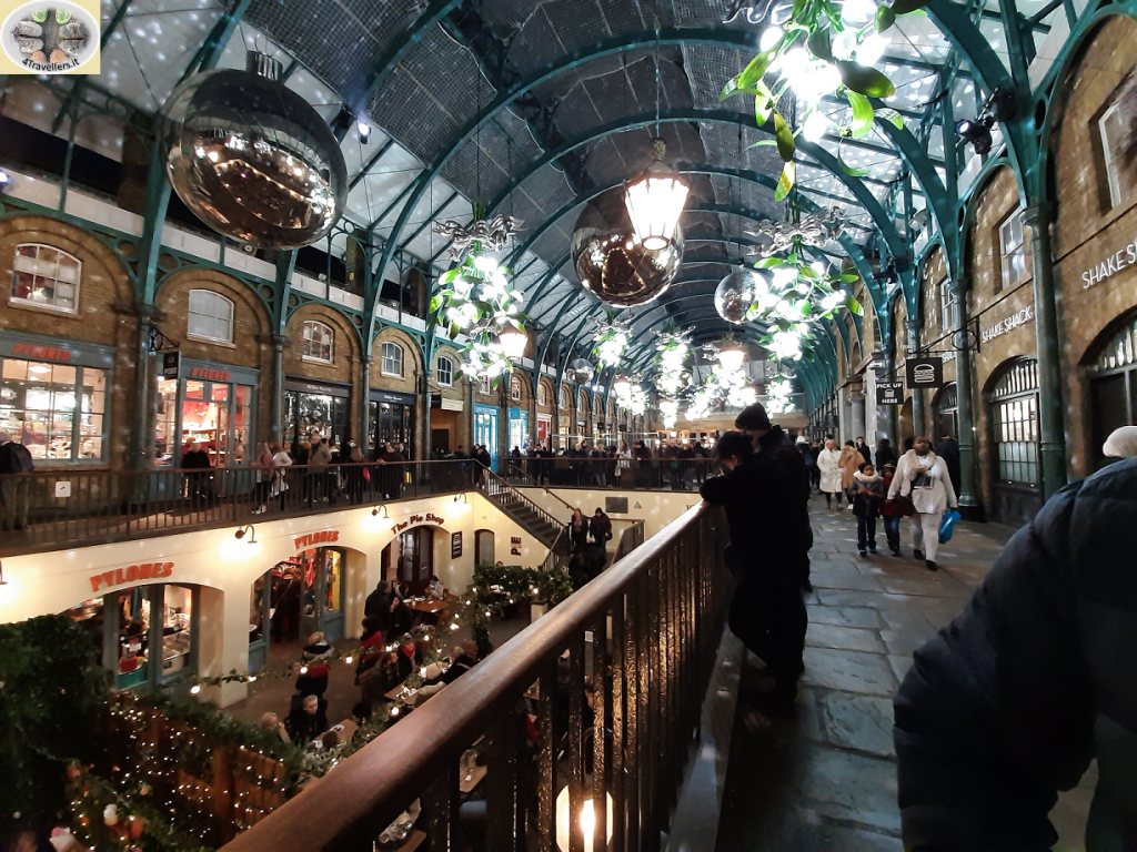 3 Days in London - Covent Garden