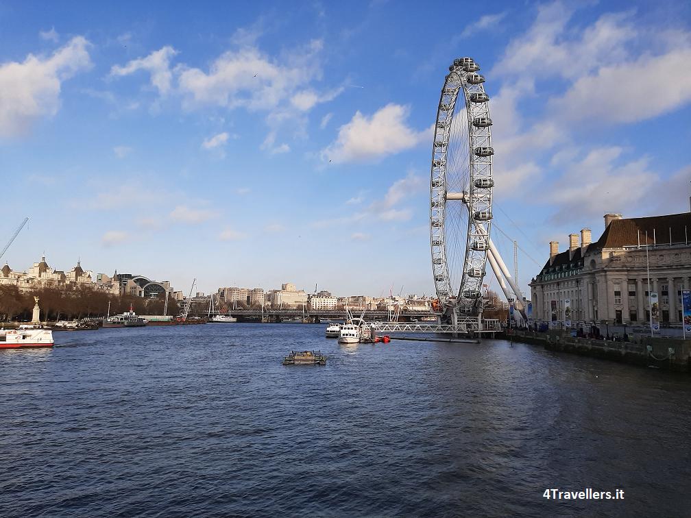 3 Days in London - London Eye