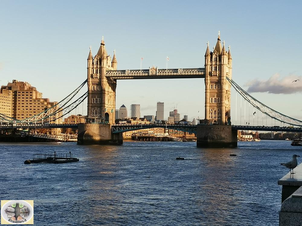 3 Days in London - The Tower Bridge