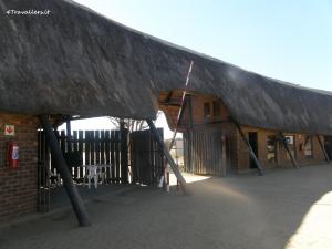 Self-drive at Khama Rhino Sanctuary