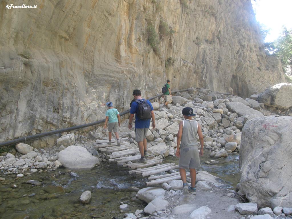 Creta - Gole di Samaria