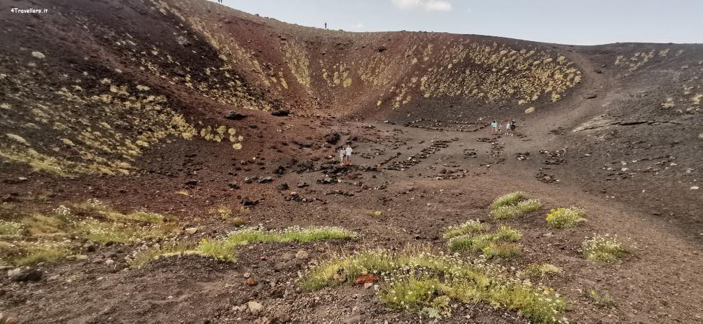 Etna - Crateri Silvestri
