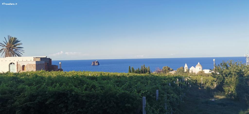 Stromboli - Panorama