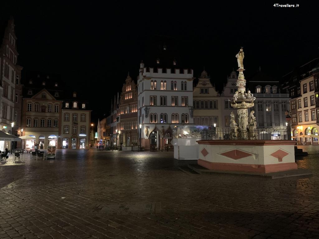Trier - Piazza
