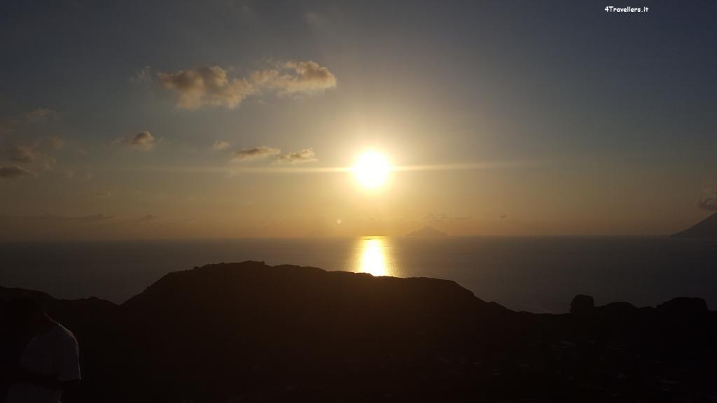 Vulcano - Sunset